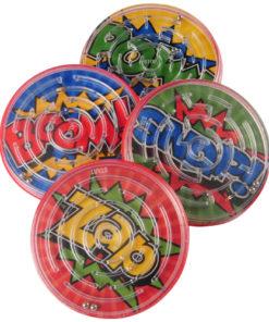 Superhero Maze Puzzles Carnival Prize