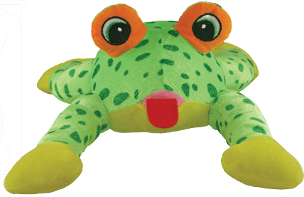Big Eyed Frog Carnival Prize Plush