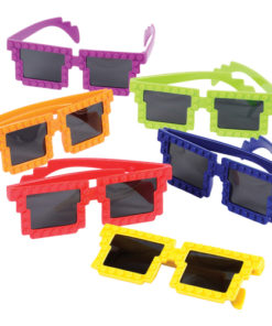 Block Mania Toy Glasses