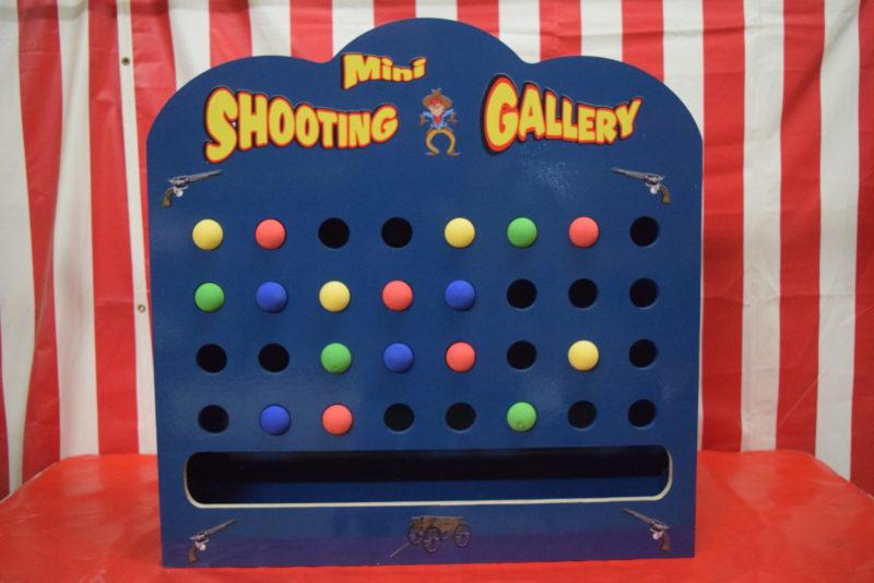 Mini Shooting Gallery