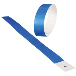 Wrist Band Blue