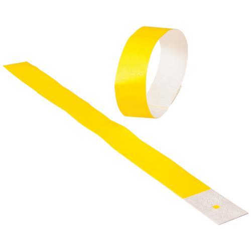 Wrist Band Yellow