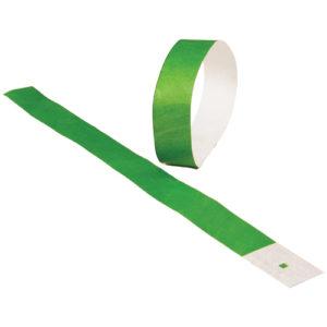 wrist band green