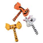 Inflatable Zoo Animal Hammers