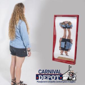 4' Funhouse Mirror